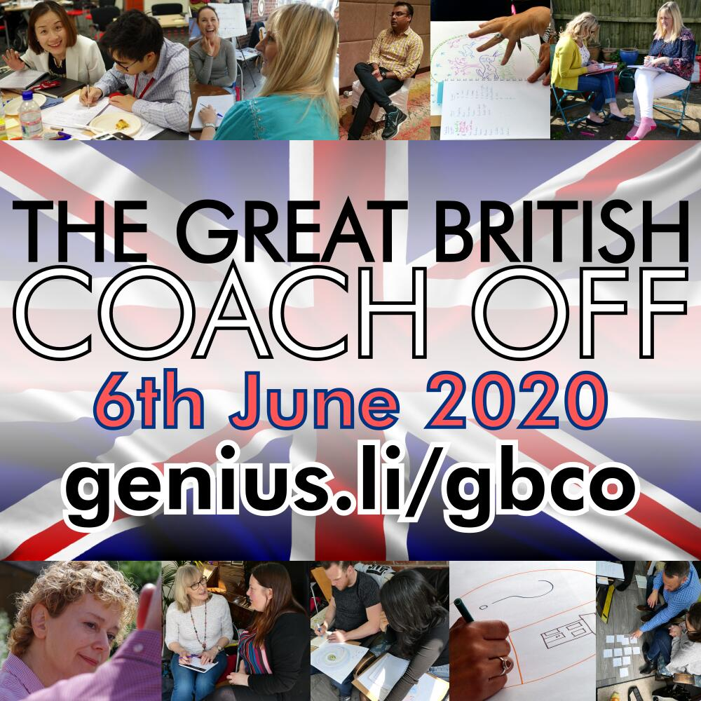 The Great British Coach Off 6th June 2020